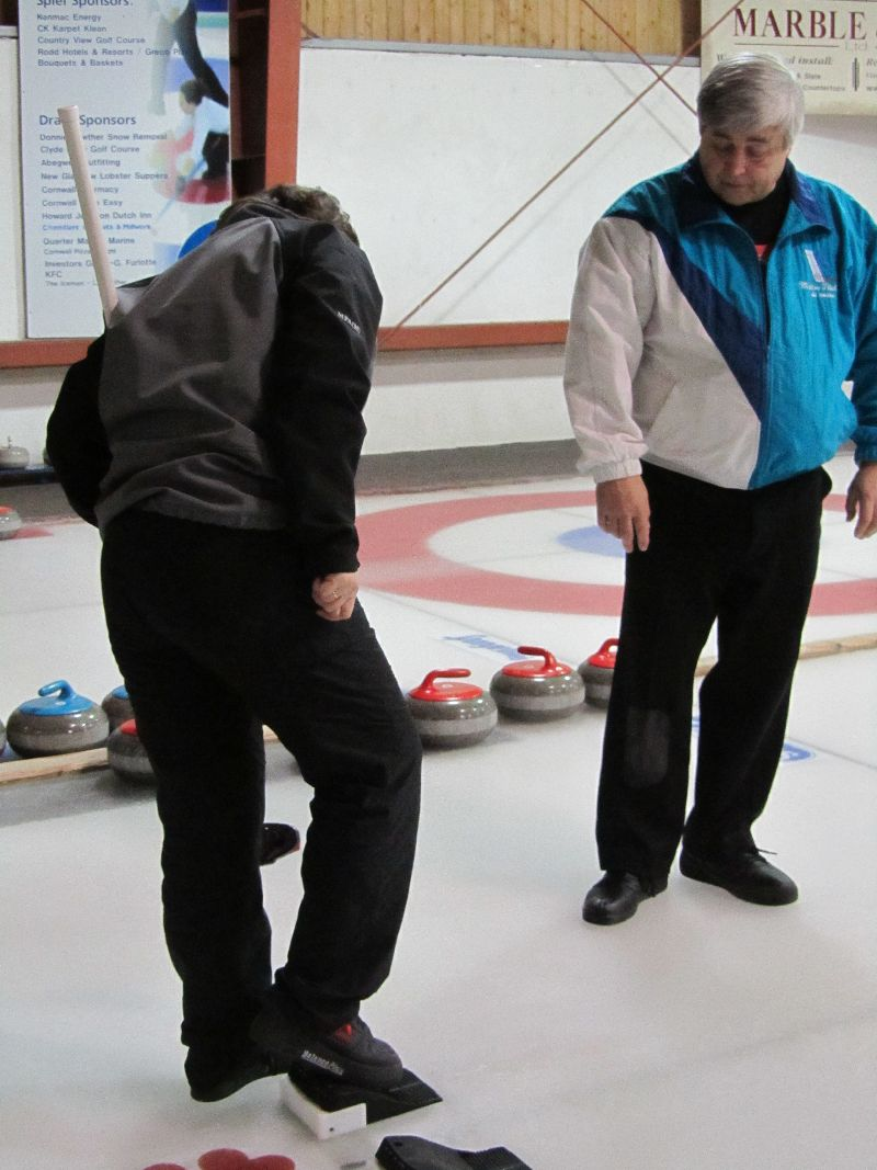 curling plus 124