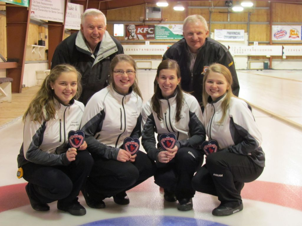 Seven Cornwall teams to compete in Pepsi Juniors provincial championships