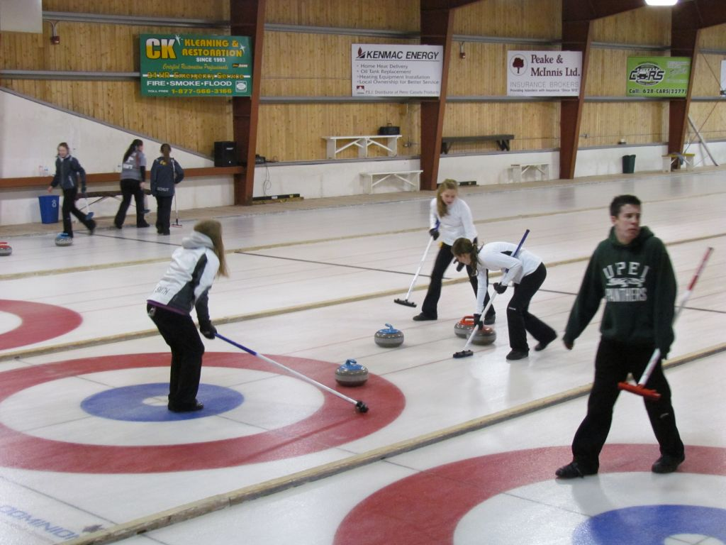 Junior U16 League @ Cornwall Curling Club | Saint Catherines | Prince Edward Island | Canada