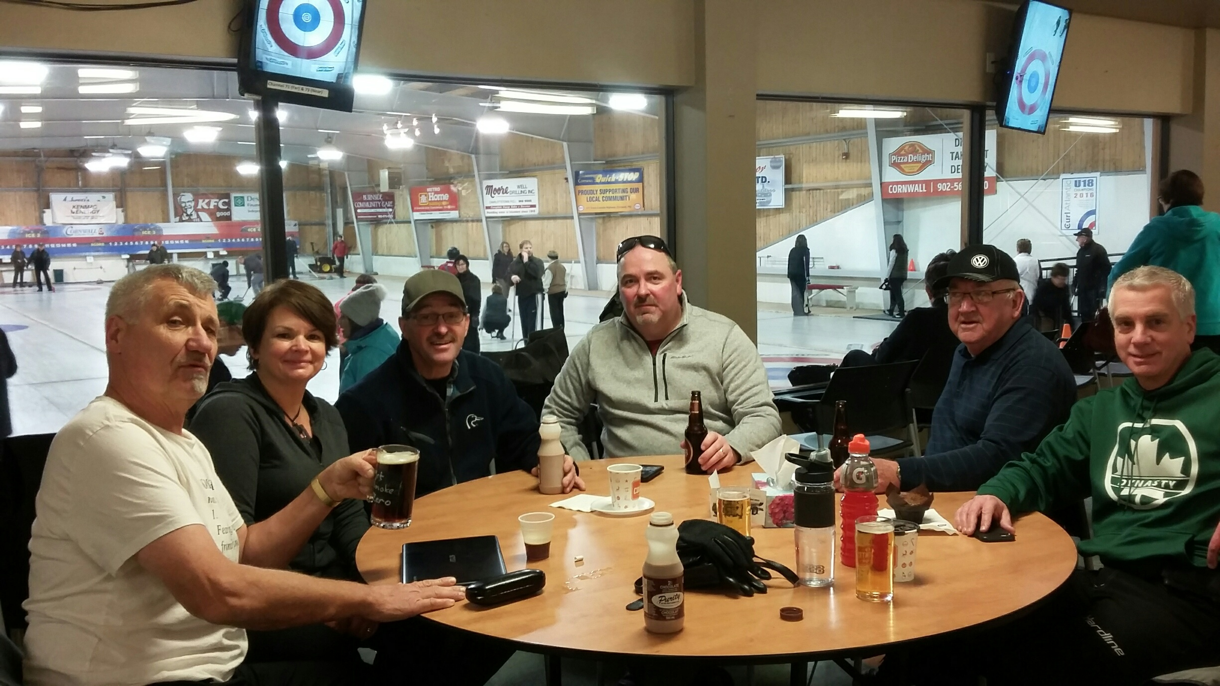 Kenmac Energy Bonspiel photos