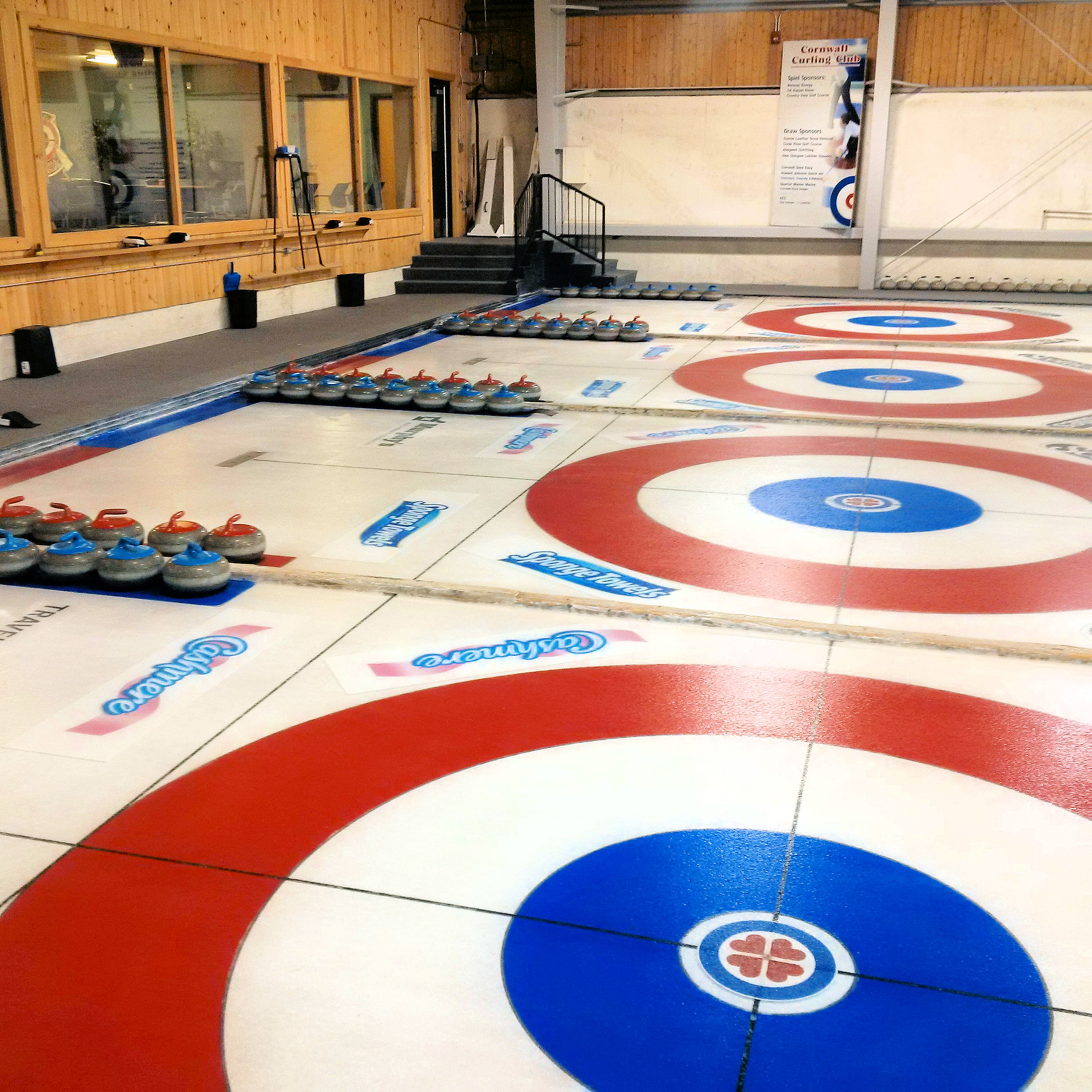 Spot available for one curler on Thursday evening draw