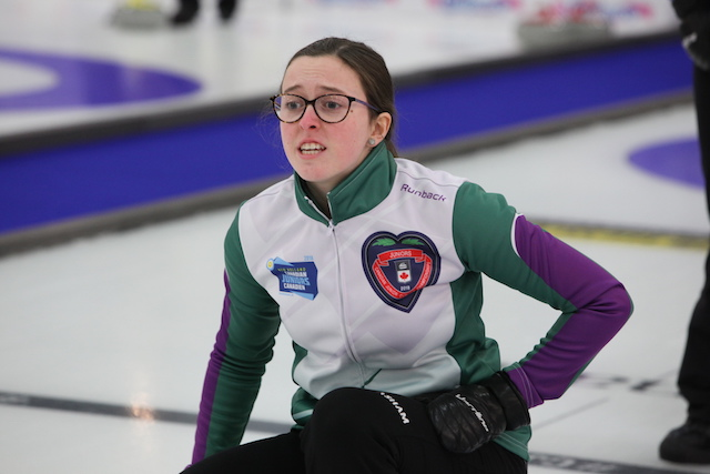 Cornwall's Lauren Lenentine heading to World Juniors as Team NS Alternate (Curling Canada)