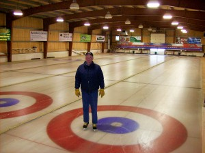Curling over for another season!