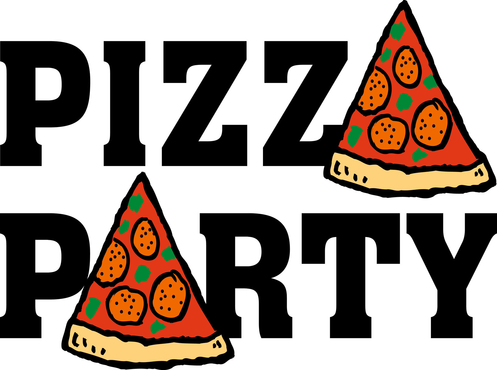 Pizza Party Cornwall Curling Club