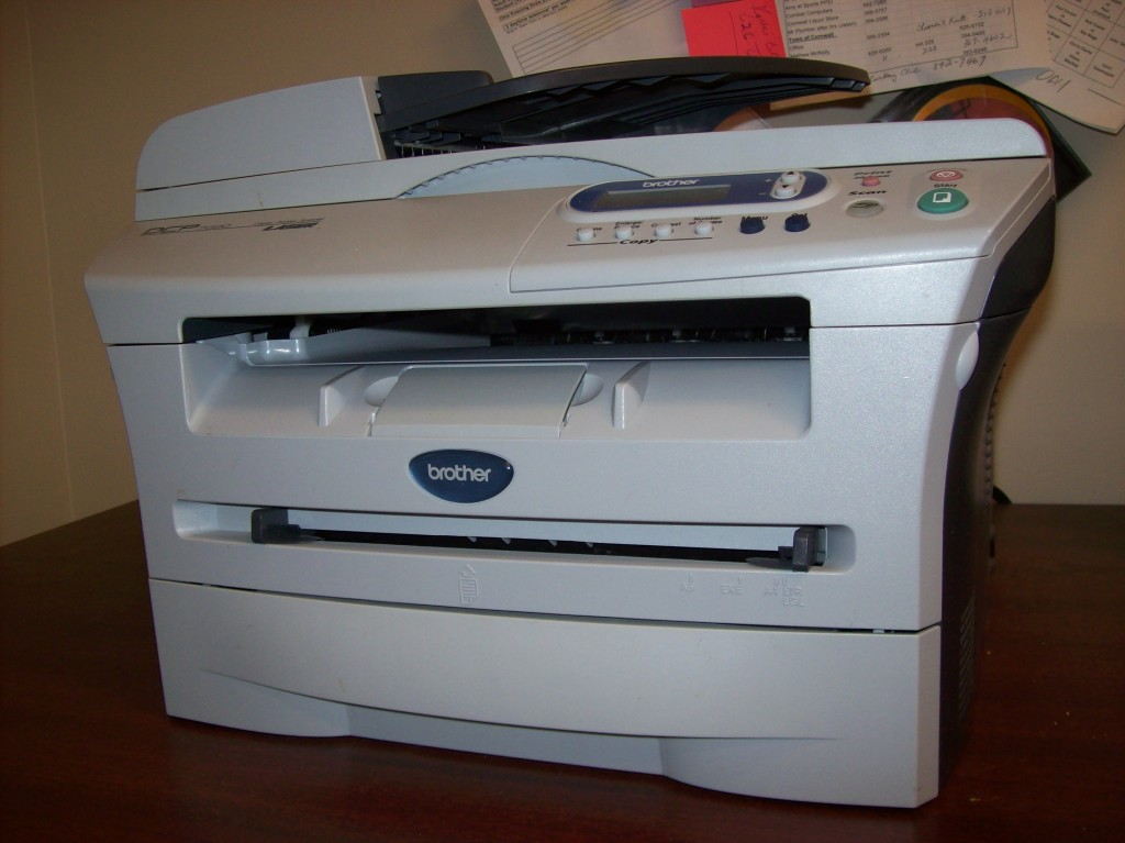 All In One Copier Printer Scanner For Sale Cornwall