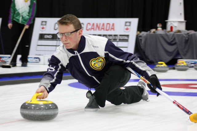 Play wraps up today at Cdn. U18 in Moncton.  PEI players to compete in Mixed Doubles (Curling Canada)