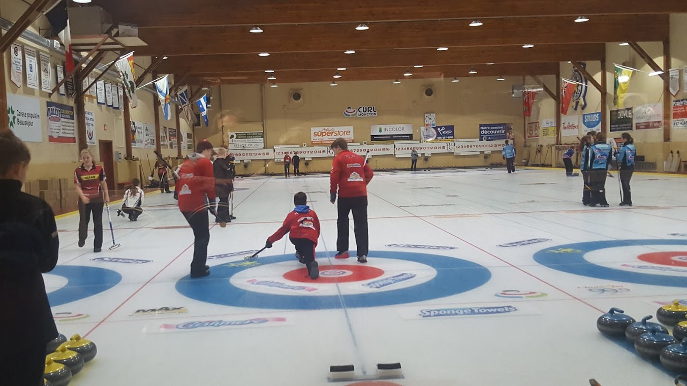 Cornwall teams make the semi-finals in action on the mainland this past weekend