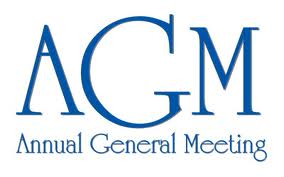 Annual General Meeting this evening (Friday)