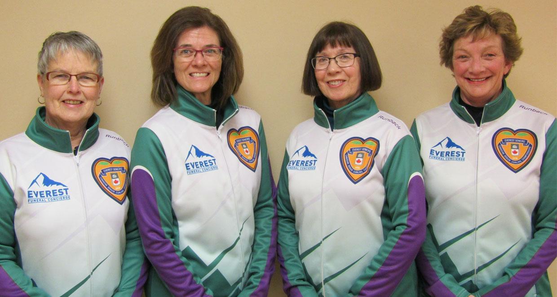 Cornwall's Berry, Hope teams start play Sat. in Everest Canadian Seniors. 2 Islanders on Ont. men's team