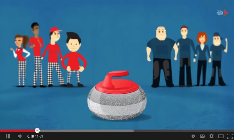What is curling, anyway? – a 2 minute video guide