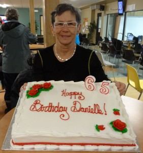 Happy Birthday to Danielle !