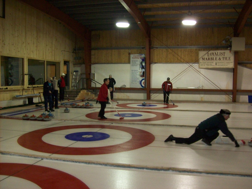 Signup deadline for Wed. Daytime Curling team league is Oct 24
