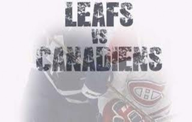 Leafs Habs