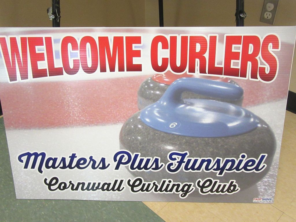 5th Annual Masters Plus Bonspiel set for Cornwall on Nov. 23/24