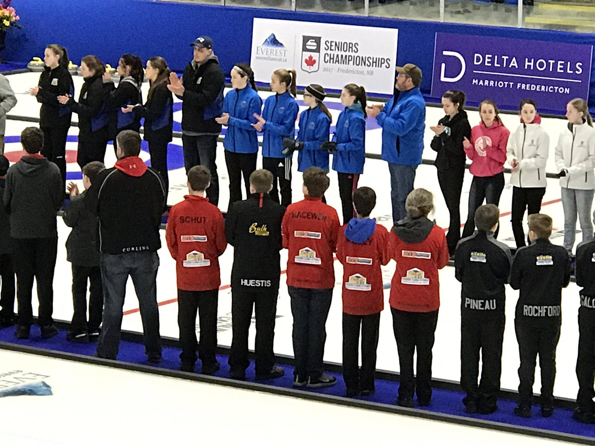 Cornwall teams all pick up wins at U16 Canada Games-age spiel on arena ice in Fredericton