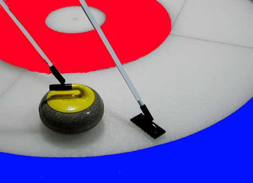 No afternoon drop-in stick curling, or junior practice this Tuesday