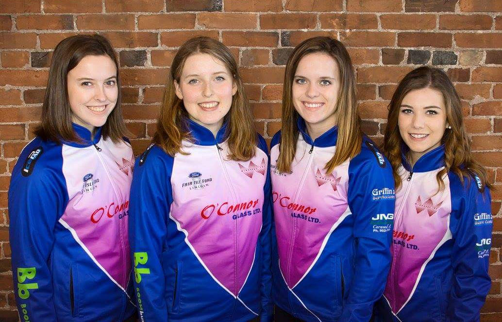 Cornwall's Lenentine rink wins Canadian Juniors opener (Curling Canada)
