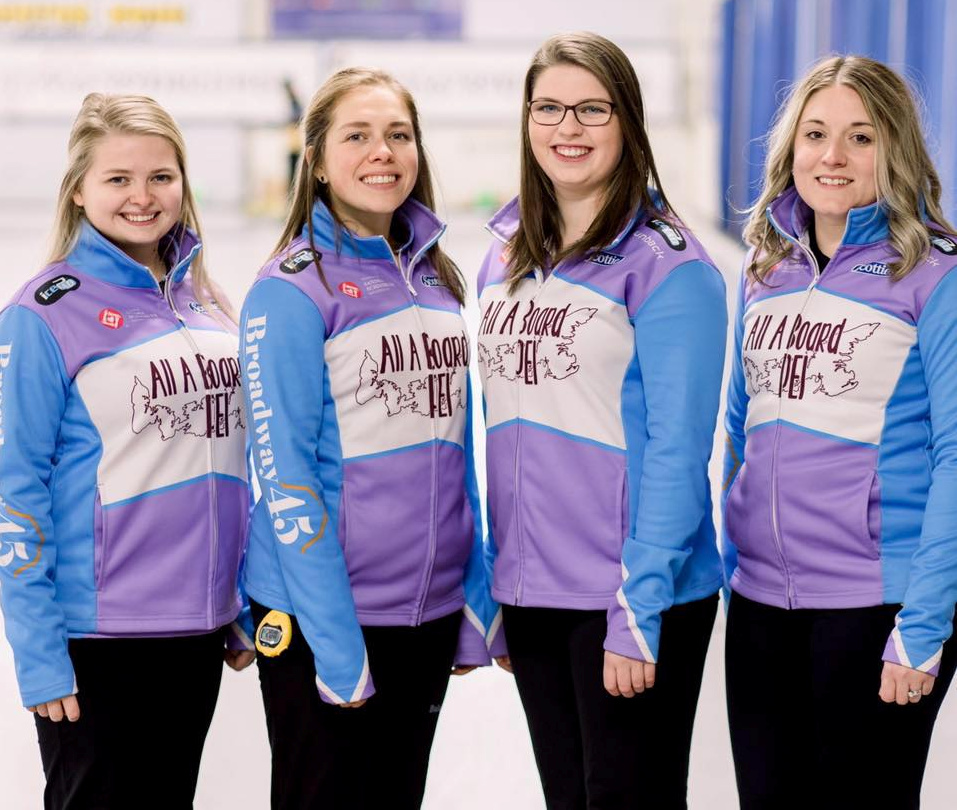 Cornwall's Veronica Smith rink goes undefeated to advance to WFG Jim Sullivan Classic Quarter-Finals