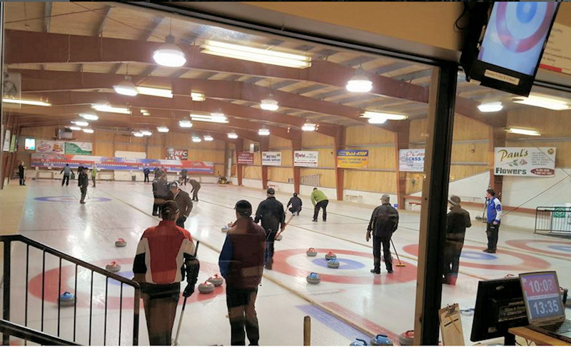 Welcome to a new season at the Cornwall Curling Club! Curling starts Oct. 11