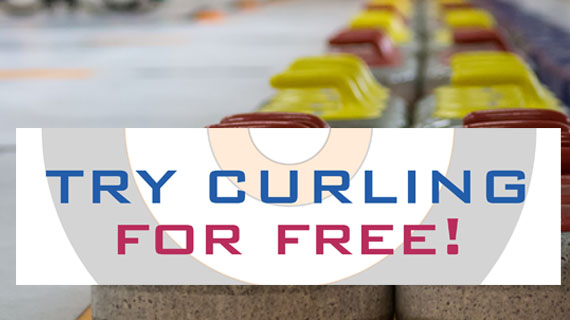Try curling, for free, with no obligation, Oct. 11, 12, 13