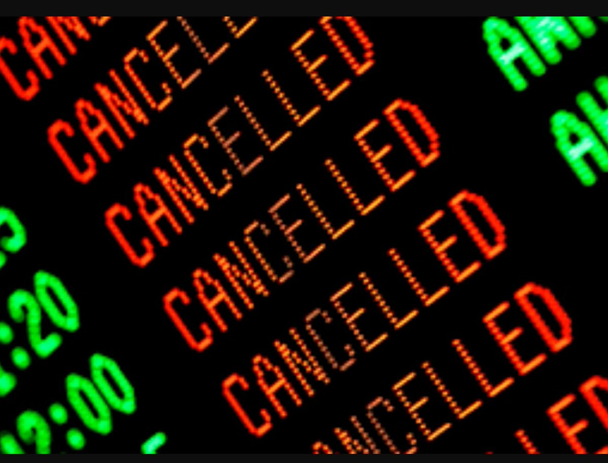 Sunday afternoon curling (Little Rock, Novice instructional, Member Practice) cancelled due to weather