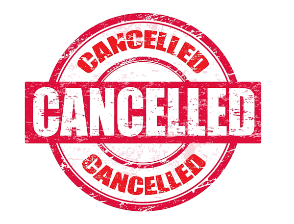 Sunday Evening Curling cancelled, too, due to road and weather conditions