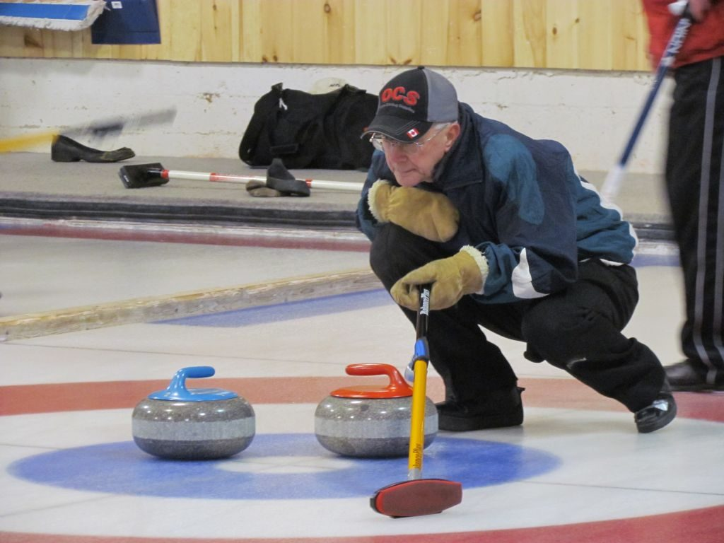 No daytime curling, Novice Instruction, Jr. Practice this Thurs. and Fri. due to Masters Plus tourney. Evening league is on.