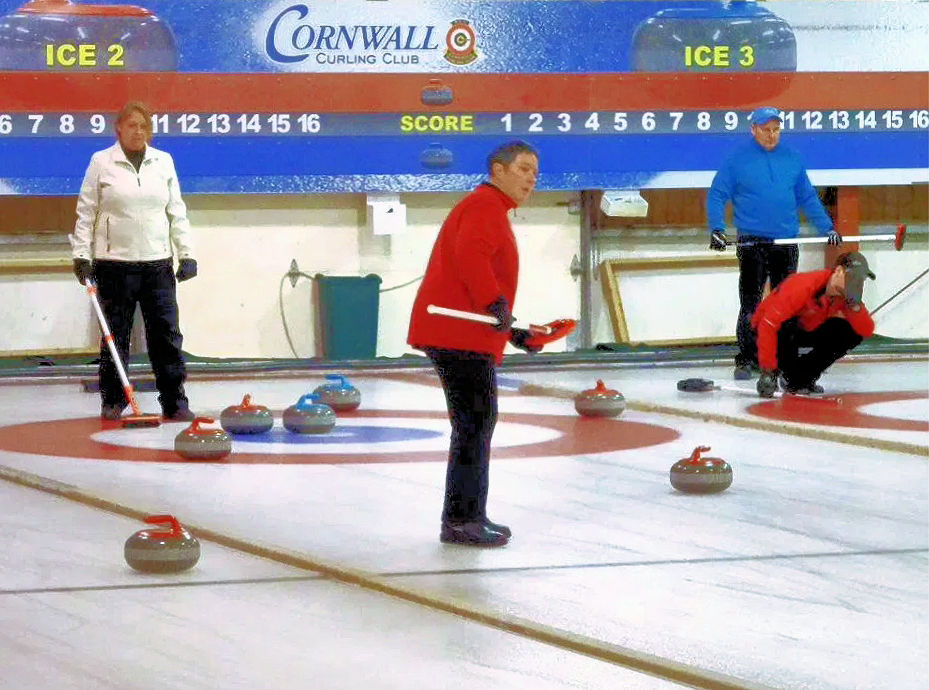 8th annual Mixed Doubles Cashspiel (Schedule/Rosters revised) @ Cornwall Curling Club