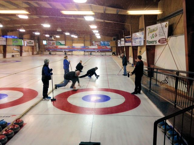 Try curling, learn and/or sign up to curl at our 3 FREE No Obligation Adult Curling School sessions Oct 15-17.